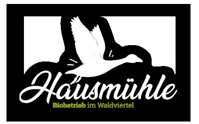 Webshop Hausmühle Steininger-Logo